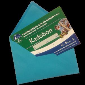 Kadobon Hovenier